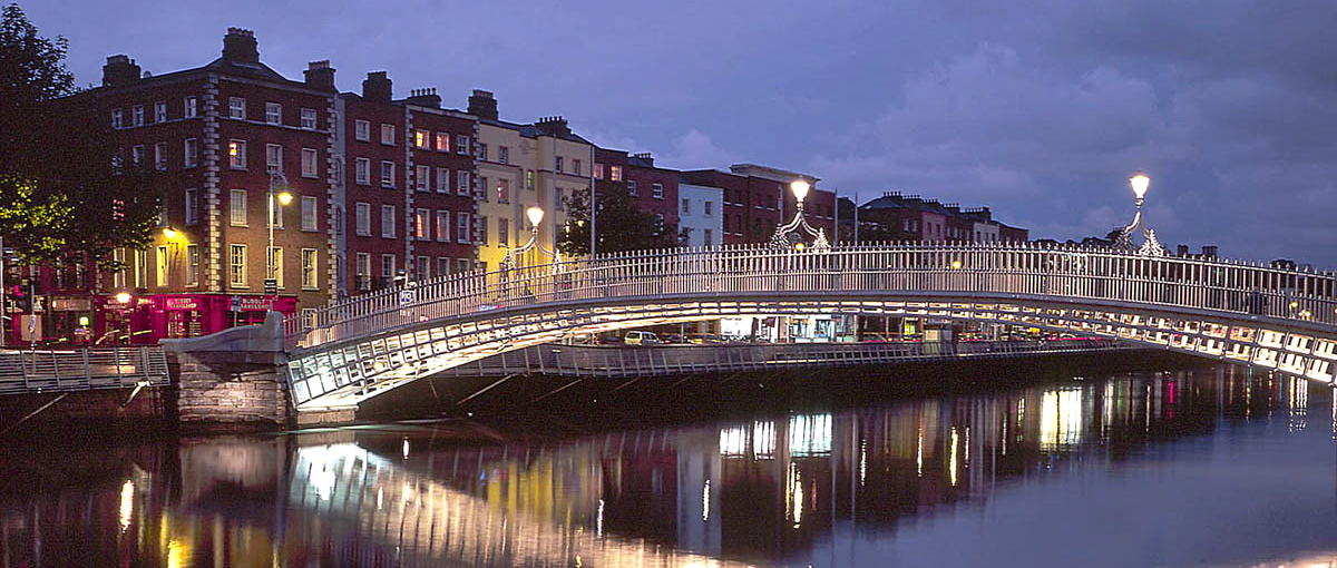 Ha`penny Bridge