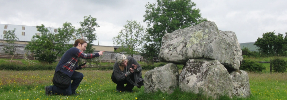 Carrowmore Neolithic Tombs