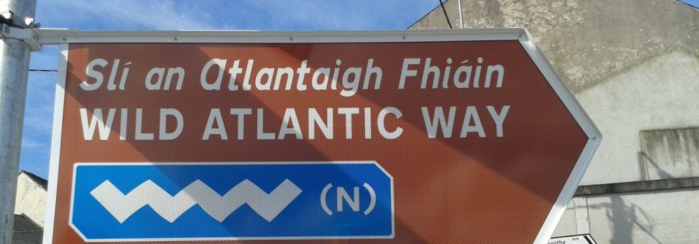 On the Wild Atlantic Way